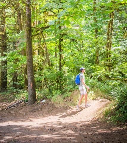Hiking in Oregon's Tualatin Valley