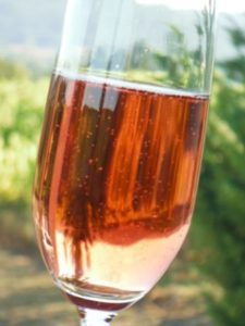 Sparkling wine in Tualatin Valley