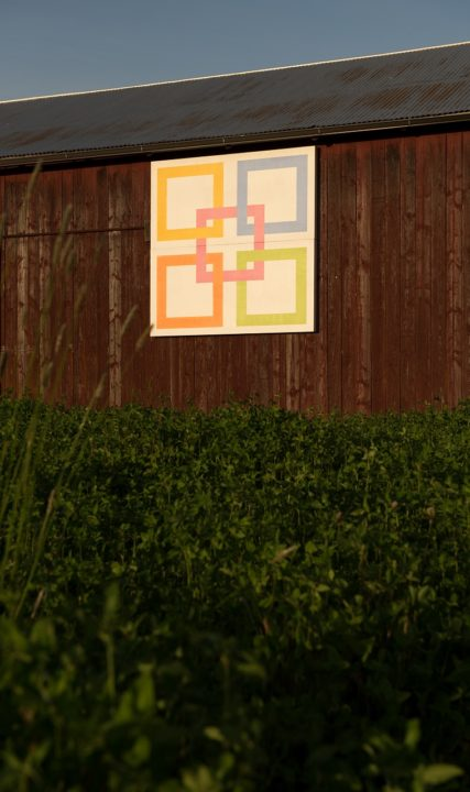 twin fir century farm quilt barn