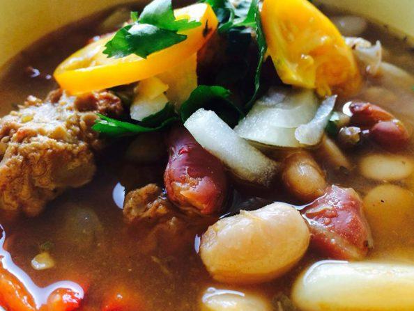 la vida veggie soup