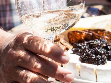 Wine Pairings: Pinot Gris and Seafood