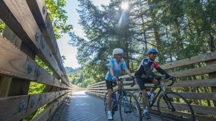 Tualatin Valley Scenic Bikeway Banks Vernonia 0139 Jim Shea