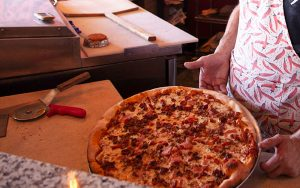 Big Os Pizza Beaverton Oregon