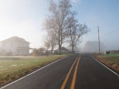 Washington County road