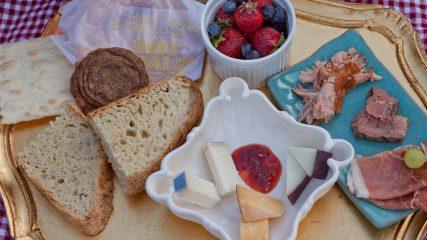 charcuterie board food melissa hay
