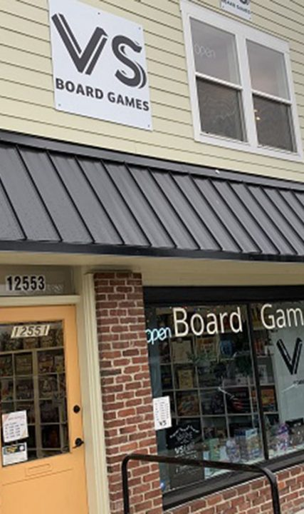 vs board games edit
