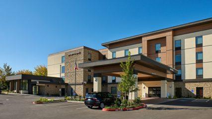 Hampton Inn Sherwood Oregon