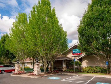 TownePlace Suites Hotel in Hillsboro