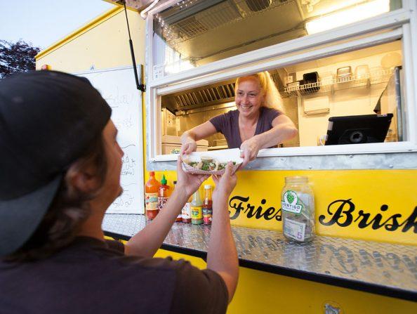 Boro Burger Food cart Hillsboro