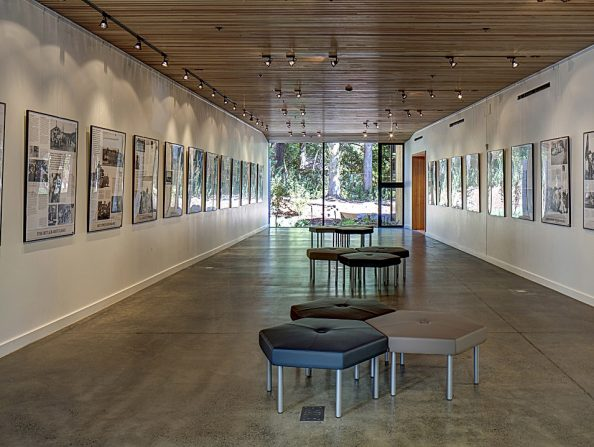 Nordia House Exhibit Hall