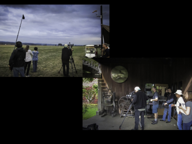 filming in tualatin valley